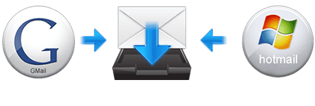 create email accounts on hotmail and gmail